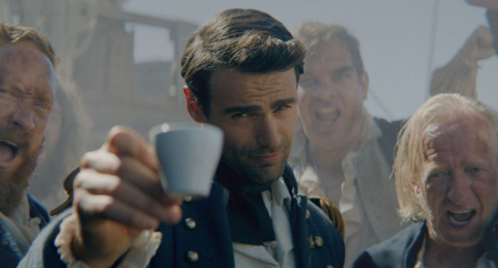 McDonald's Once Again Poke Fun at the World of Coffee in New McCafé Campaign by Leo Burnett London