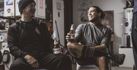 Modelo Unveils New 'Fighting Spirit' Commercial with UFC's Brian Ortega