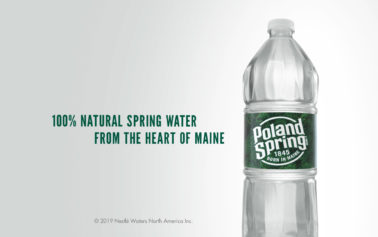 New Poland Spring Brand Campaign Celebrates What Makes Spring Water Special