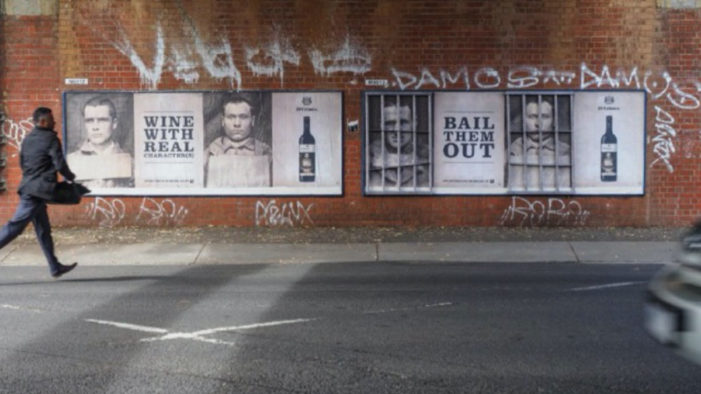 19 Crimes Launches New Campaign with Real Conviction via J. Walter Thompson, Melbourne