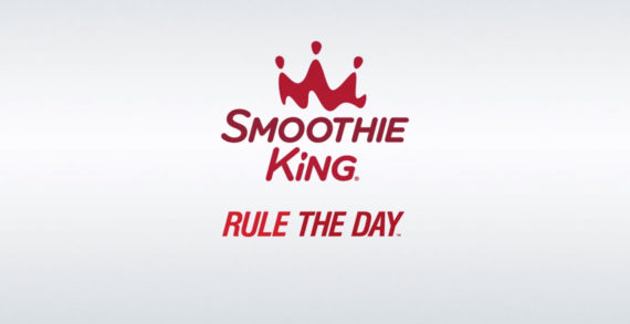 Smoothie King Launches 'Rule The Day' Branding via Rodgers Townsend