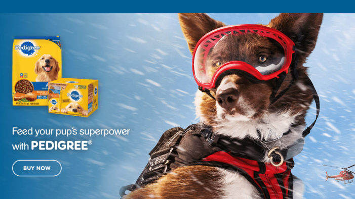 "Pedigree Shines the Spotlight on Adoption with New ""Every Pup's Superpower"" Campaign"