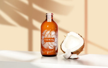 Pearlfisher Challenges the Sports Drinks Category with the Launch of New Coconut Water Brand, Toniq
