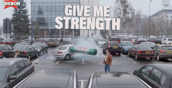 "New Trebor Campaign Brings to Life the Expression ""Give Me Strength"""
