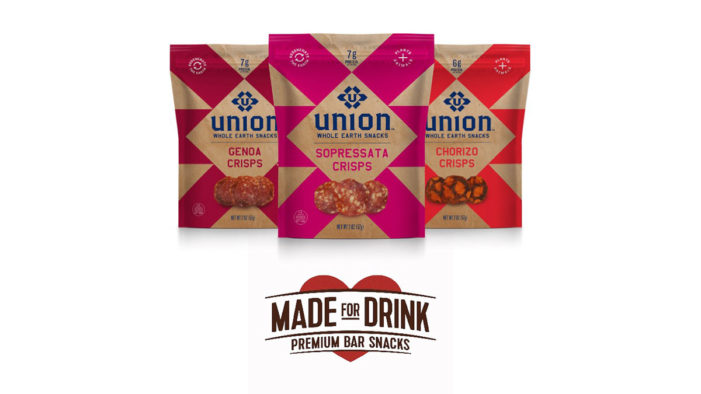 Made for Drink Extends its Influence into US Retail with Charcuterie Crisp Range