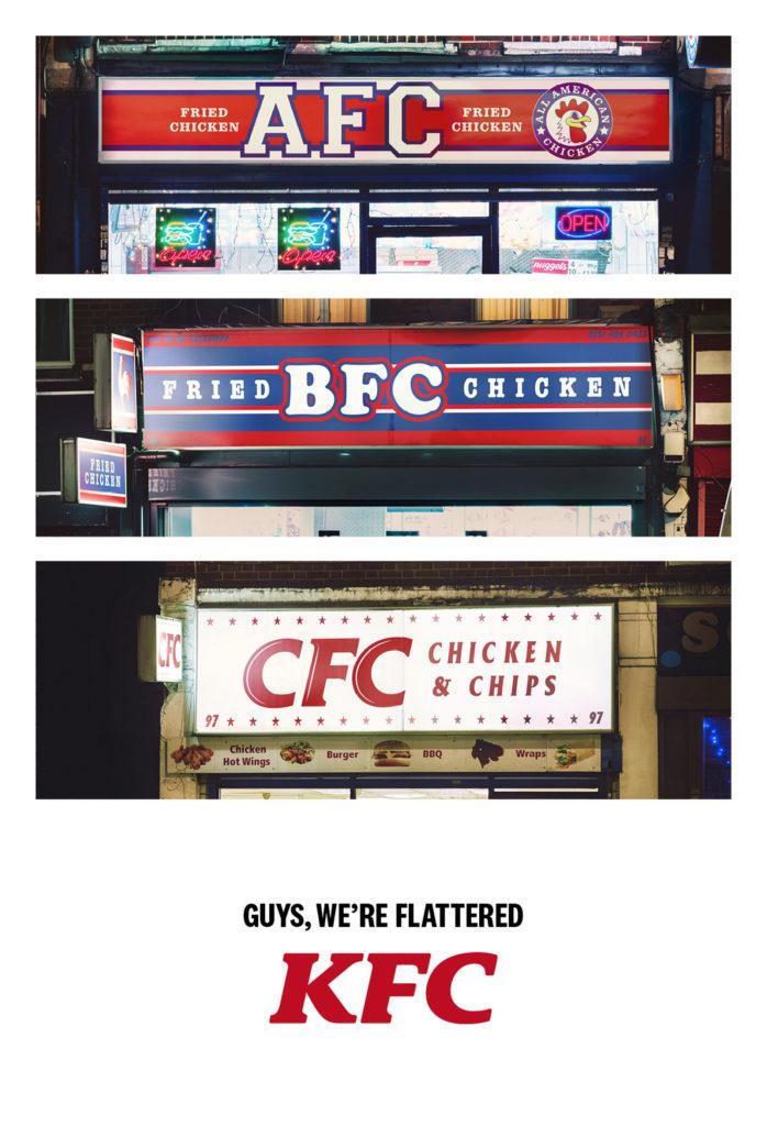 Image result for afc kfc advert