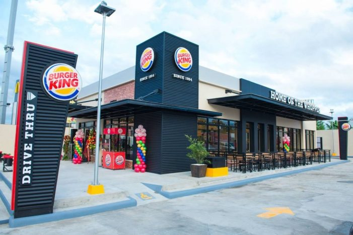 Burger King Opens World's First Silent Drive Thru for Shy Finns