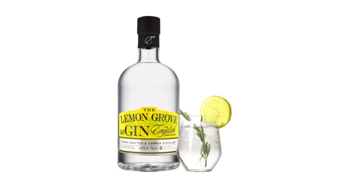 English Drinks Company Launches Lemon Grove Gin at IFE 2019