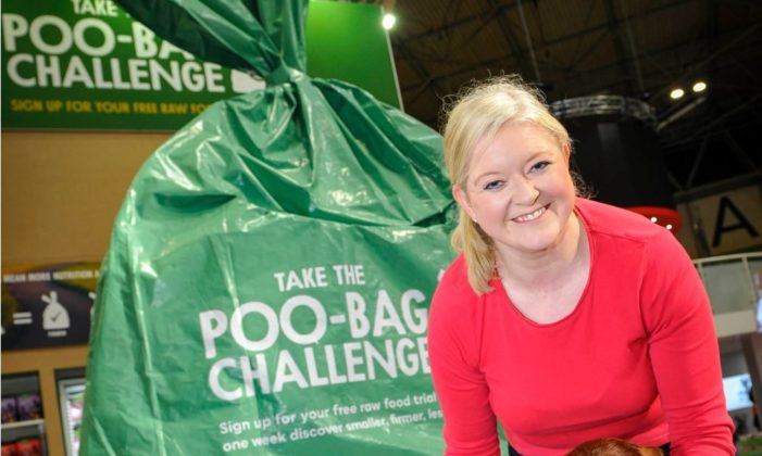 Natures Menu Unveils Masterbrand Refresh at Cruft's with Bold 'Poo Bag Challenge' Campaign