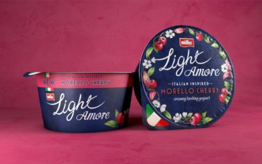Coley Porter Bell Designs Müllerlight's First Italian-Style Yogurt, Amore