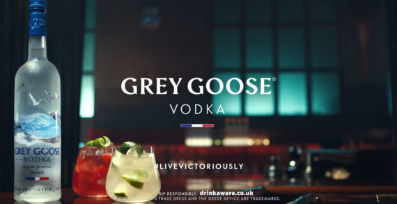GREY GOOSE Invites People to Treat Themselves as the Special Occasion with the Launch of Live Victoriously