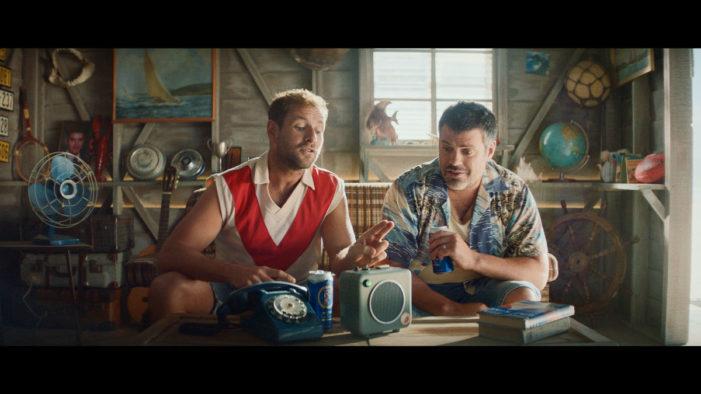 Brad & Dan are Back in New Multi-Million Pound Foster's Campaign