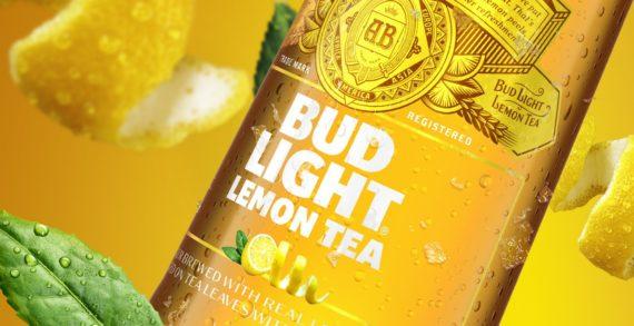 Bud Light Lemon Tea Arrives in the US Just in Time for Summer