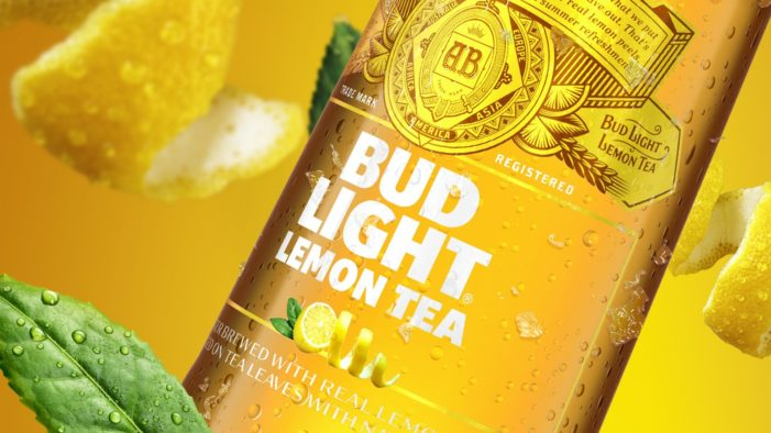 Bud Light Lemon Tea Arrives in the US Just in Time for Summer