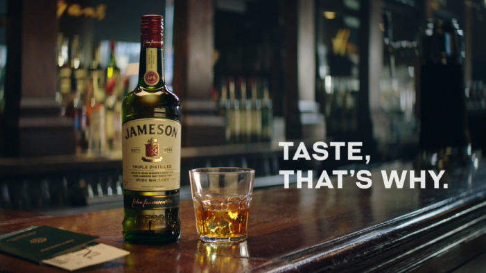 Jameson Launches the Next Instalment of its 'Taste, That's Why' Campaign by TBWA\Dublin