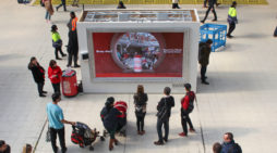 Yakult Launches First AR Experience to Promote the Science of Wellbeing