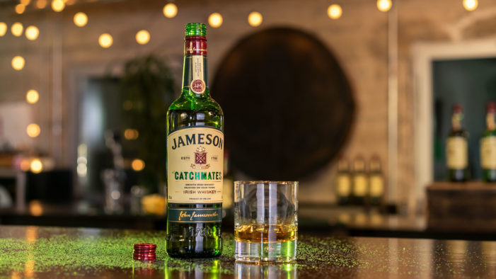 Jameson Makes a Fool Out of Whisky Thieves with New Catchmates Launch