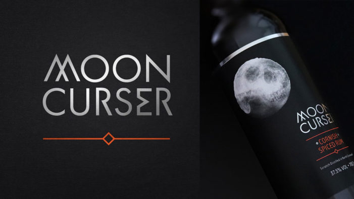 Adventure Stories Brands The Cornish Distilling Co.'s New Spiced Rum, Mooncurser