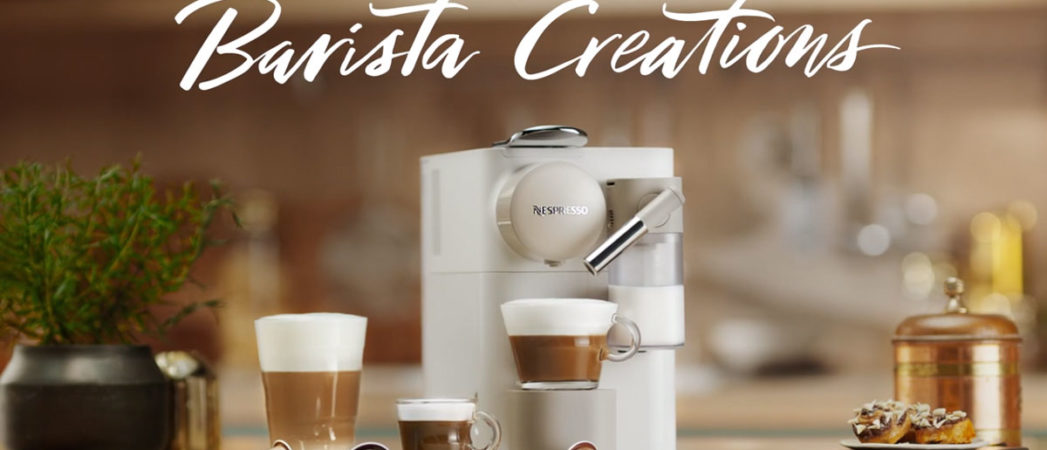 Nespresso Empowers Milk-Coffee Lovers to Become Baristas in New Campaign