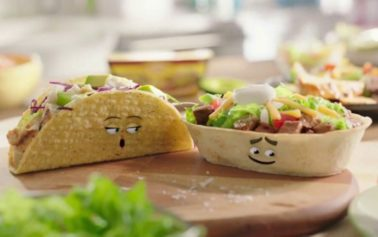 Old El Paso Sparks Conversation with New Talking Tacos Ad