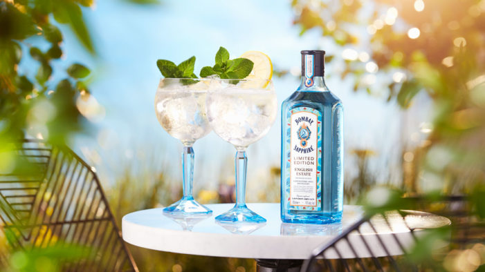 Bombay Sapphire Launches New Limited Edition Gin Inspired by the English Countryside in Summertime