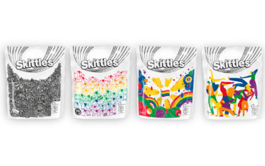 Straight Forward Design Teams with LGBTQ+ Artists for Skittles' Pride 2019 Campaign