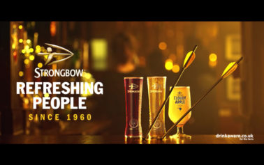 New Master Brand Campaign See Strongbow Back at the Heart of the Great British Pub