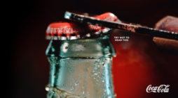 Coca Cola Messes with Your Head with Visual Campaign by DAVID the Agency