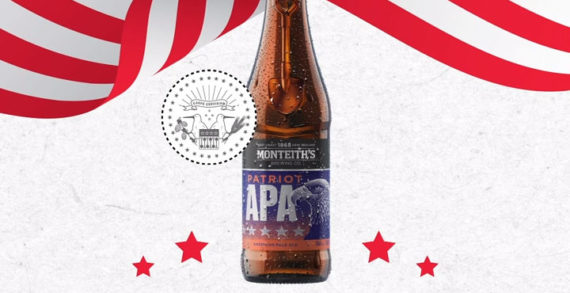 Monteith's Patriot APA Seeks American Seal of Approval in New Campaign