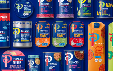 Princes Rebrand by BrandOpus Delivers in the Moments That Matter