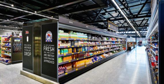 """Aldi """"Project Fresh"""" Store Redesign"""
