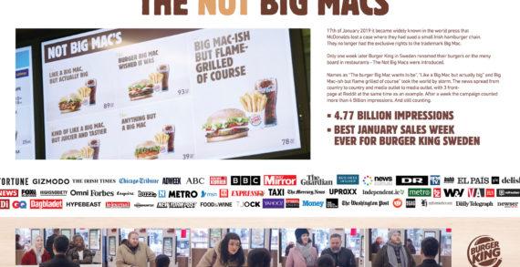 Not Big Macs