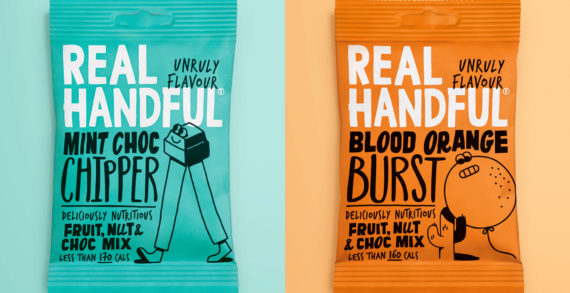 Real Handful Brand Re-Launch