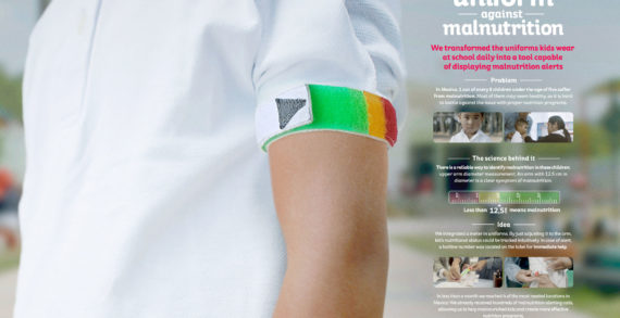 Uniforms Against Malnutrition