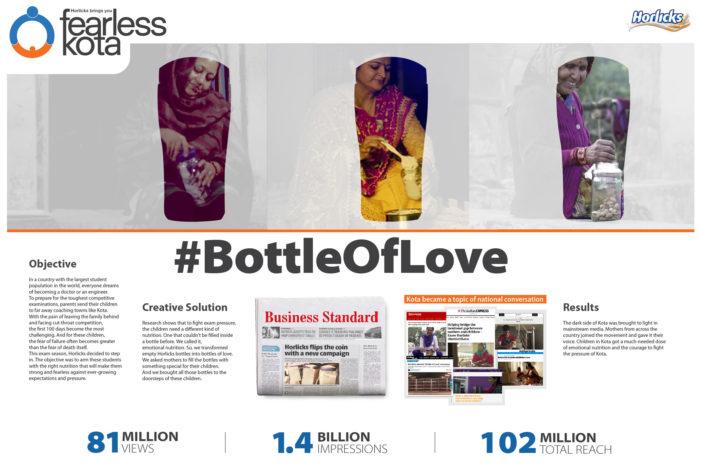 Fearless Kota #BottleOfLove