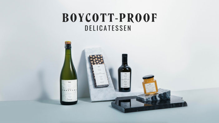 MRM//McCann Introduces Boycott-Proof Delicatessen Labels to Unite Society Through Food and Drink