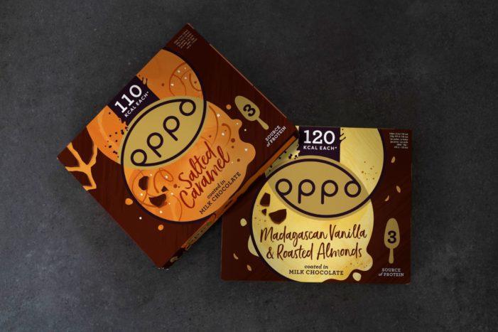 Path Provides a Cracking New Design for Oppo Ice Cream Sticks