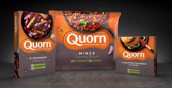 Packing the Meat Free Category Full of Flavour