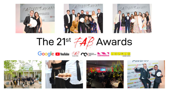 FAB Provides the Colour with The 21st FAB Awards and The 4th FAB Forum