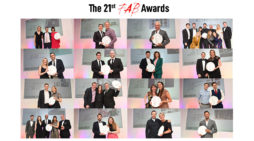 Strong Showing by Design at The 21st FAB Awards