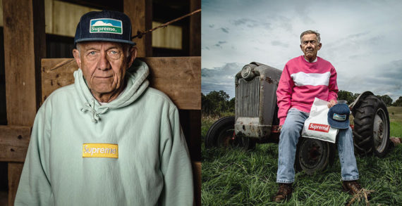 #FARMLANDxSUPREME Lookbook