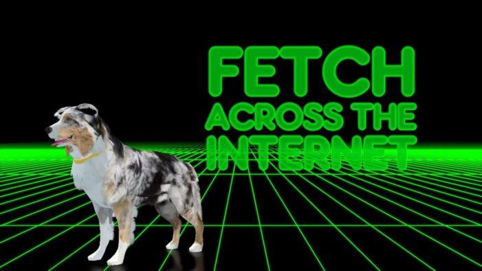 Fetch Across the Internet