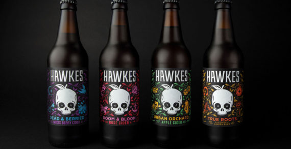 Robot Food Secures Hawkes' Position as the Saviour of Cider