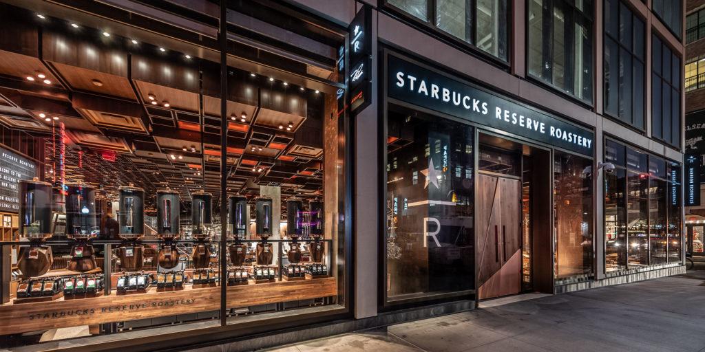 Starbucks Reserve Roastery New York Tokyo Milan Fab News