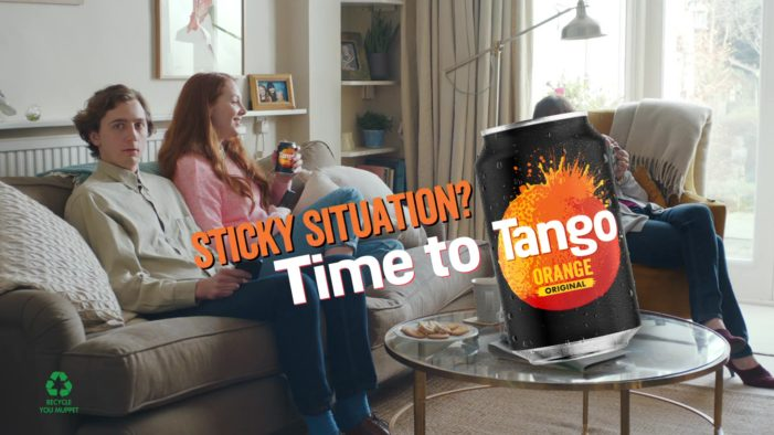 Tango Rescues Teens From Awkward Situations in New Campaign by VCCP