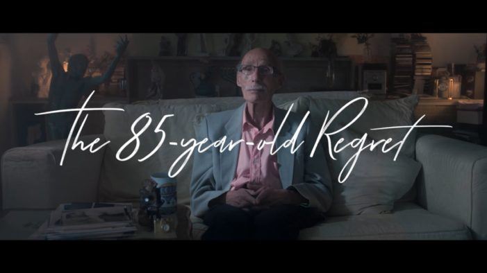 The 85-Year-Old Regret