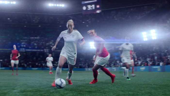 'Three Lions' Rewritten to 'Three Lionesses' Ahead of FIFA Women's World Cup 2019