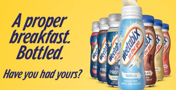 Weetabix On The Go Pushes Multi-Channel Marketing Campaign