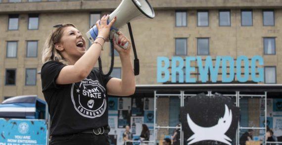 BrewDog Takes Punk State Experience on European Tour