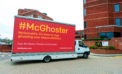 New #McGhoster Campaign by the Human League Calls Out McDonald's